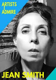 Artists I Admire: Jean Smith - JES REYES