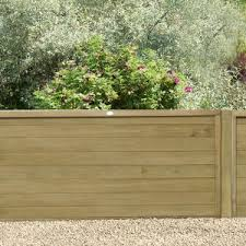 4ft Fence Panels Free Uk Delivery Shedstore