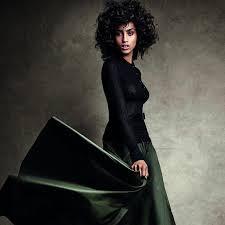VOGUE ARABIA HALIMA ADEN - Amina Adan, Halima Aden, and Ikram Abdi Omar for  Vogue ...