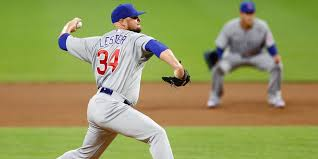 """Jon Lester on Playing Cardinals in St. Louis Next Weekend: """"As of ..."""