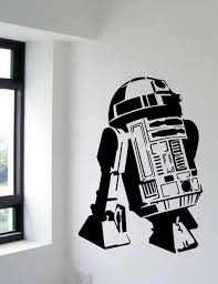Get Star Wars R2d2 Wall Decals