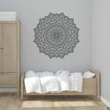 The Samir Mandala Wall Decal