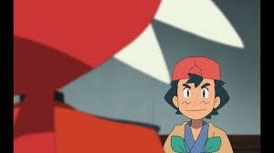 Ash vs. Gym Leader Ryuki | Pokémon the Series: Sun & Moon—Ultra ...