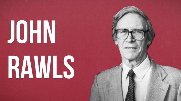 Image result for john rawls""