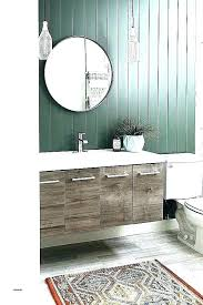 bathroom corner mirrors