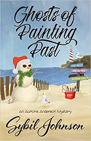 Amazon.com: Ghosts of Painting Past (An Aurora Anderson Mystery ...