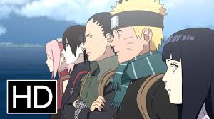 The Last - Naruto the Movie - Official Trailer - YouTube