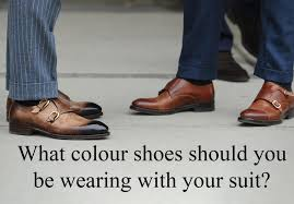 what colour shoes to wear with your