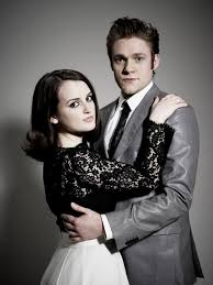 Daisy and William (Sophie McShera and Thomas Howes), look at them! |  Downton abbey, Downton, Downton abbey fashion