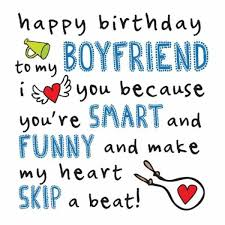 happy birthday to my boyfriend quote amo