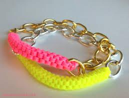 diy colorful lanyard box sch bracelet