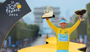 Vincenzo Nibali Wins Tour de France 2014 : Sports : Chinatopix