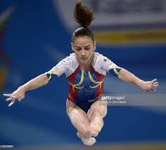 Romania's Diana Laura Bulimar competes ...
