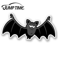 Jump Time For Bat Vinyl Decal Sticker Decal Batman Car Bike Helmet Kids Skate Decal Window Tank Waterproof Car Decoration Car Stickers Aliexpress