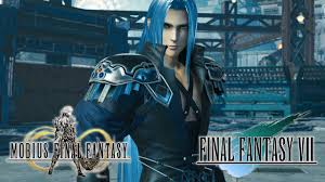 Cloud vs Sephiroth Encounter Event Part 1 - Mobius Final Fantasy ...