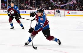 Healthy again, Sven Andrighetto eager to get back into Avs lineup