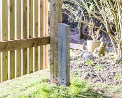 Fence Post Repairs Replacements Kudos Fencing Ltd