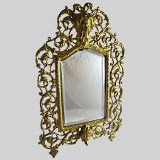 antique victorian vanity mirror