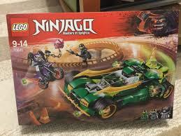 Brand new free post. 70641 LEGO Ninjago Ninja Nightcrawler 552 Pieces Age 9  LEGO Baukästen & Sets