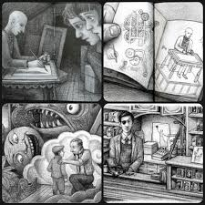 Bibliophile Birthday: Georges Melies, the 'Inspiration of Hugo Cabret' |  pagebook media