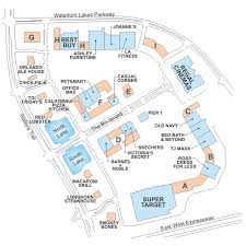 waterford lakes town center directory
