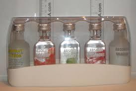 mini minitaure gin rum