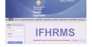 IFHRMS :E-Payment Return - மீண்டும் Bill ...