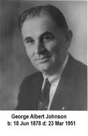 George Albert Johnson (1880-1951) - Find A Grave Memorial
