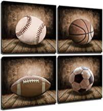 Amazon Com Sports Decorations For Boys Room