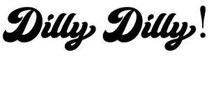 Dilly Dilly Vinyl Decal Bumper Sticker Car Window Wall Laptop Bumper Beer Ebay