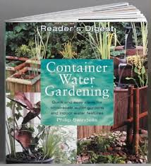 container water gardening quick and
