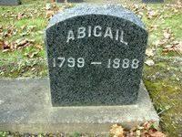 Abigail West (Corneby) (1799 - 1888) - Genealogy