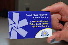 J. Wesley Graham Patient and Family Resource Centre for cancer patients and  their families