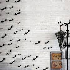 Scary Bats Wall Decal Stickers 23 Halloween Decorations That Ll Spook Up Your Dorm Room Popsugar Home Photo 16