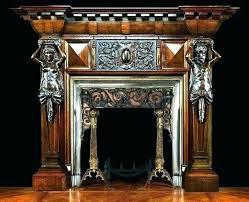 fireplace mantel antique ideas mantels