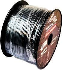 Amazon Com Audiopipe Pet Dog Fence Wire 14 Gauge 500 Feet Black In Ground Fence Burial Boundary Audiopipe Pet Supplies