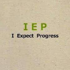 special education parents iep quote quote number