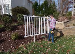 Zippity Outdoor Products 5 04 Ft H X 7 6 Ft W Birkdale Semi Permanent Garden Fence Panel Reviews Wa Garden Fence Panels Backyard Fences Backyard Projects