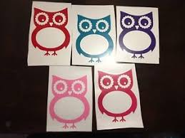 Owl Decal For Rtic Yeti Tumblers Or Car Ebay