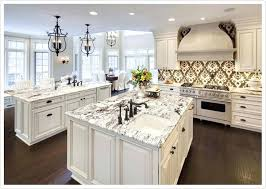 white granite countertops ideas thunder