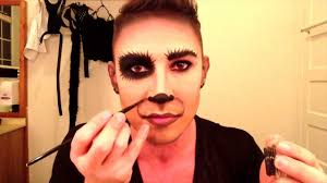 theatrical makeup bull the dog