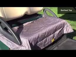 fairway golf cart seat blankets by