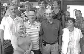 PressReader - Truro Daily News: 2009-08-11 - A jubilant 50-year reunion for  Brookfield Rural High School class
