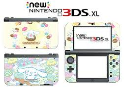 Cinnamoroll Cinnamon Cinnamoangels Puppy Kitty Video Game Vinyl Decal Skin Sticker Cover For The New Nintendo 3ds Xl Ll 2015 System Console Wantitall