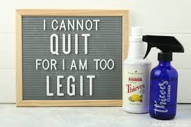 thieves household cleaner clean