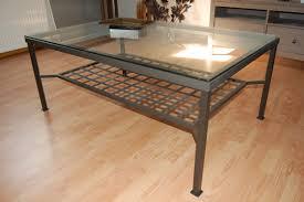 Ikea Couchtisch Glas Metall
