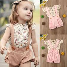 toddler kids baby summer clothes