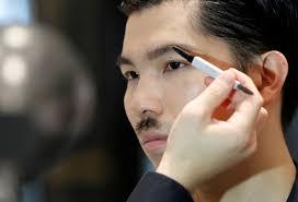 in asia nascent men s make up market