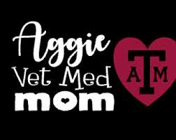 Aggie Mom Decal Etsy