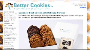 cookie gift delivery in canada